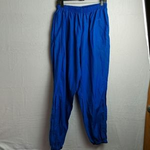 Reebok size large Blue vintage pants